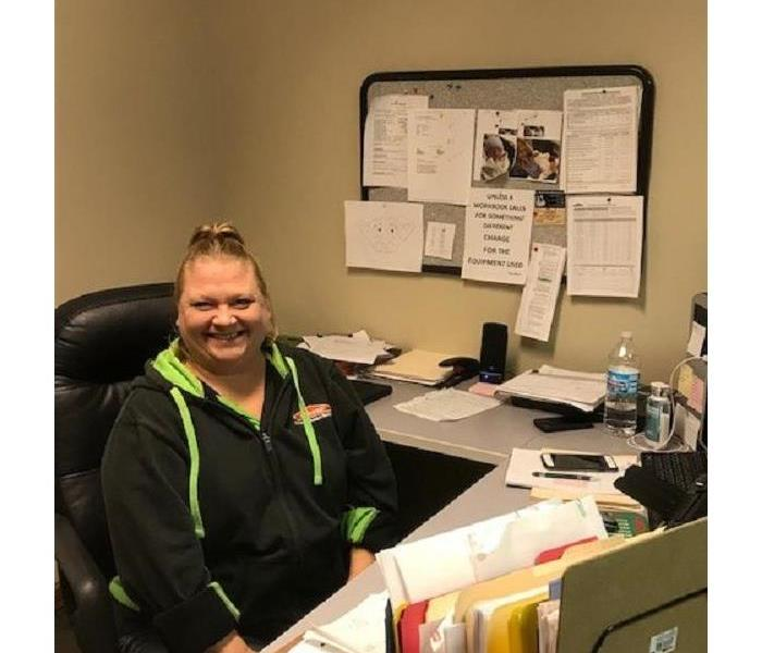 Why SERVPRO Employee Spotlight: Debra Wheatbrook